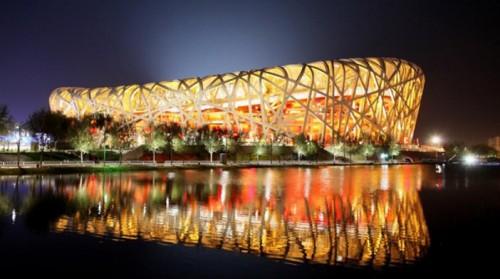Beijing National Stadium, China. (istimewa)