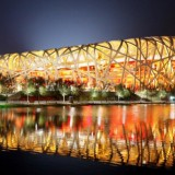 Beijing National Stadium, China. (istimewa)