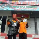 Aksi Balistik di Pasar Wlingi menuju Kabupaten Blitar bebas sampah