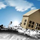 Ilustrasi bencana banjir yang diprediksi menjadi salah satu bencana alam yang akan kerap terjadi tahun 2019. (Ist)