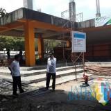 Pembangunan Pasar Sumedang, Kepanjen, akan kembali dilanjutkan oleh DPKPCK Kabupaten Malang dengan menggandeng TP4D. (dok MalangTIMES)