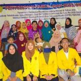Kegiatan Mahasiswa Universitas Lumajang di desa Selok Besuki Kecamatan Sukodono (Foto : Moch. R. Abdul Fatah / Jatim TIMES)