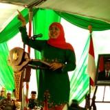 Halal Bihalal di Blitar, Gubernur Khofifah Ajak Ibu-ibu Muslimat Doakan Bangsa dan Negara