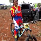 Dari Kayuhan Sepeda, Kota Malang Dapat Emas Kedua di Porprov VI 2019 Jawa Timur