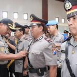Penyegaran Satuan, Beberapa Perwira Polres Kediri Dimutasi. Foto (Istimewa)