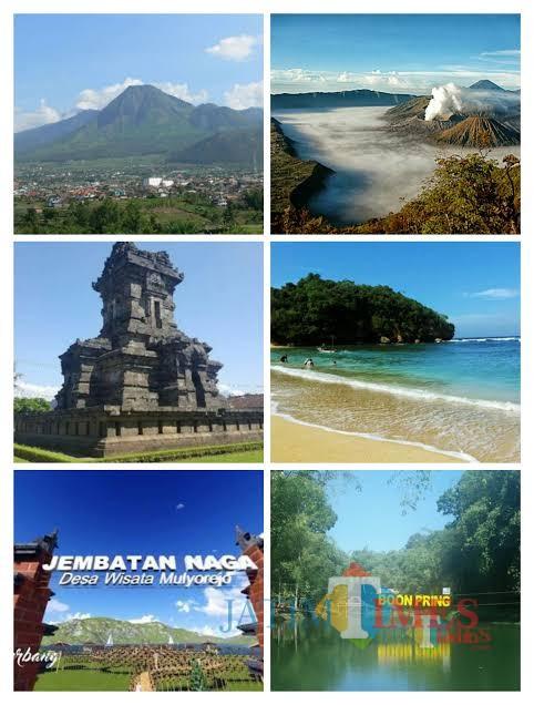 Potensi wisata yang dimiliki Kabupaten Malang yang beragam (dok MalangTIMES)