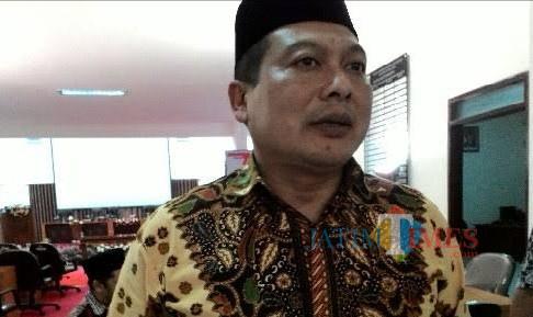 Didapuk jadi Ketua DPC PDI-Perjuangan, Didik Gatot : Ini Tanggungjawab Berat
