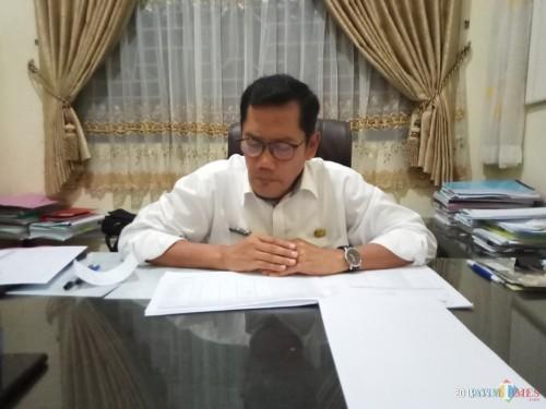 Kabid Bina Marga ,Didik Setyanto (Anggara Sudiongko/ MalangTimes)