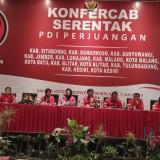 Ditetapkan, Deretan Pengurus Baru PDI Perjuangan Wilayah Malang Raya Tak Banyak Berubah