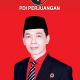 Solikin SH, Ketua DPC PDIP Lumajang lima tahun kedepan (Foto : Moch. R. Abdul Fatah / Jatim TIMES)