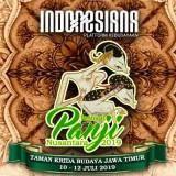 Poster Festival Panji Nusantara (Disbudpar Kota Malang for MalangTIMES)