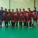 Ganas, Tim Futsal Kota Malang Hajar Kabupaten Pamekasan 10-2