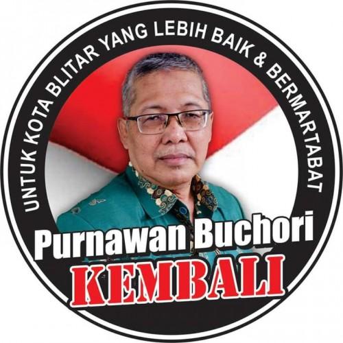 Foto galang dukungan Purnawan Buchori di media sosial.(Foto : FB Kak Pur)
