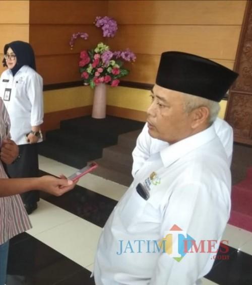 Harapan PAD meningkat, Plt Bupati Malang Sanusi ingin adanya percepatan program strategis (Nana)