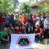 Galakkan Pelayanan Prima, Asosiasi UMKM Blitar Raya Kunjungan Bisnis ke Plant Zone