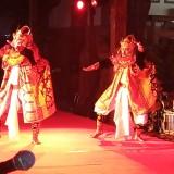 Gelaran Festival Panji di pendopo Tulungagung (foto : Joko Pramono/Jatim Times)