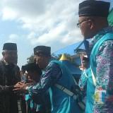 Berangkatkan CJH, Plt Bupati Malang : Jangan Sendirian Nanti Tersesat