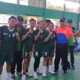 Sepak Takraw Putri Kota Malang Sumbang Satu Emas dan Satu Perak di Porprov VI 2019