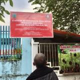 Ingin Tertibkan PKL, Papan Larangan Berjualan di Zona Merah Menyebar di Jalan Protokol Kota Batu