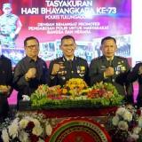 Tasyakuran Bhayangkara, Polres Tulungagung Beber Opini Wajar Tanpa Pengecualian