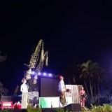 Kisah Cindelaras dalam pertunjukan Festival Panji Nusantara 2019 (Arifina Cahyanti Firdausi/MalangTIMES)