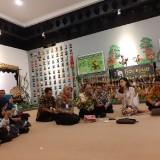Bentuk Ekonomi Kreatif, Kopi Tulang Dapat Apresiasi Direktur Pelestarian Cagar Budaya dan Museum