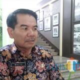 Sekretaris Daerah Kota Malang, Wasto (Foto: Pipit Anggraeni/ MalangTIMES)