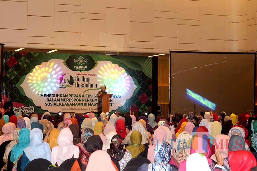 Silatnas NU di Surabaya
