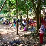 Area Punden Ngemplak, Desa Beji, Kecamatan Junrejo. (Foto: Irsya Richa/MalangTIMES)