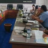 Kegiatan rapat koordinasi yang digelar BP2D Kota Malang di Balaikota Malang. (Foto: Dokumen MalangTIMES)