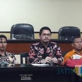 Plt Wali Kota dan Sekkota Pasuruan