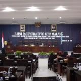 Sidang paripurna DPRD Kota Malang. (Ilustrasi/Pipit Anggraeni/MalangTIMES).