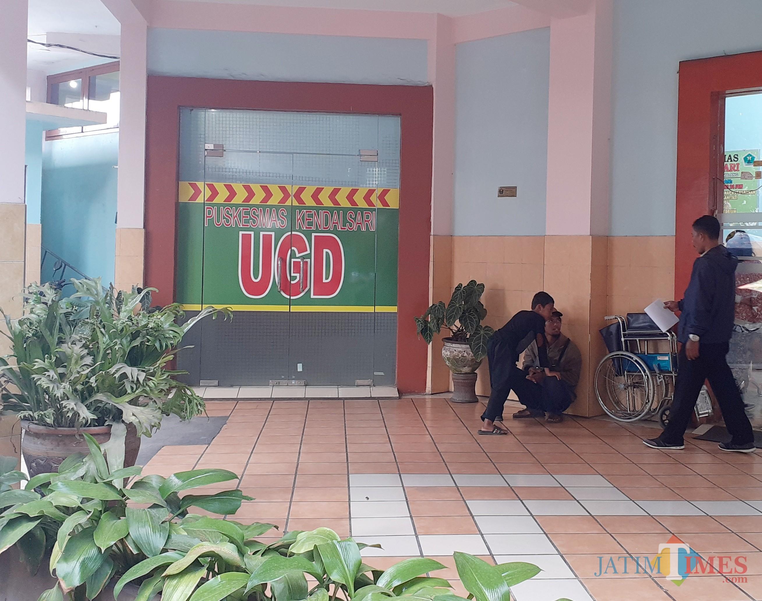 Suasana layanan kesehatan di Puskesmas Kendalsari (Arifina Cahyanti Firdausi/MalangTIMES)
