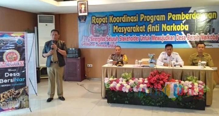 Wabup Marhaeinis tegaskan Pemkab Blitar dukung penuh program Desa Bersih Narkoba