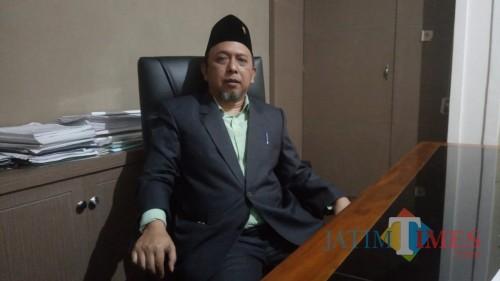Wakil Ketua DPRD Kota Blitar, Totok Sugiarto