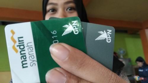 Distribusi kartu debit berlogo GPN terus dipacu di wilayah Malang Raya. (Foto: Nurlayla Ratri/MalangTIMES)