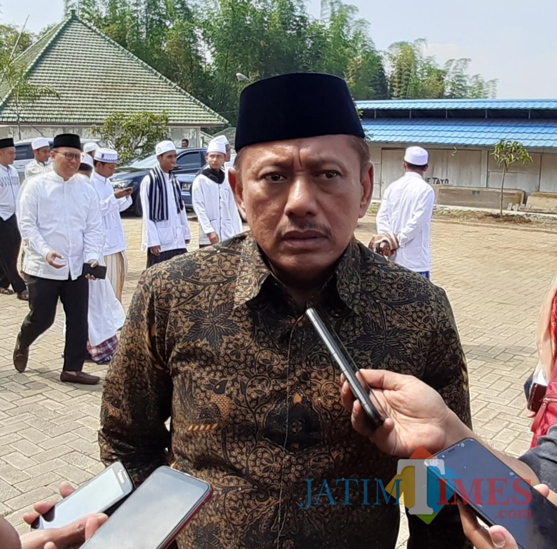 Sekretaris Daerah (Sekda) Pemprov Jatim, Heru Tjahjono (Arifina Cahyanti Firdausi/MalangTIMES)