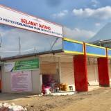 Jadi Proyek Terbesar Tahun Ini, Pembangunan Pasar Sayur Tahap II Capai 1,7 Persen