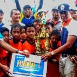 Atlet SD Kabupaten Malang meraih prestasi tinggi dalam O2SN Jatim tahun lalu (Ist)
