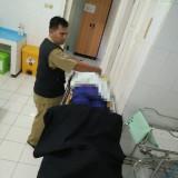 Kondisi jenazah korban kecelakaan saat dievakuasi ke RSSA Malang (Foto : Lantas Polsek Bululawang for MalangTIMES)