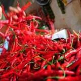 Harga cabe semakin panas, di pasar besar Kabupaten Malang rata-raya mencapai harga Rp 68 ribu per kilogram (Ist)