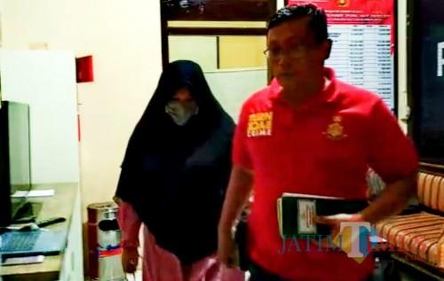 Ida Fitri pemilik akun FB Aida Konveksi resmi ditahan polisi
