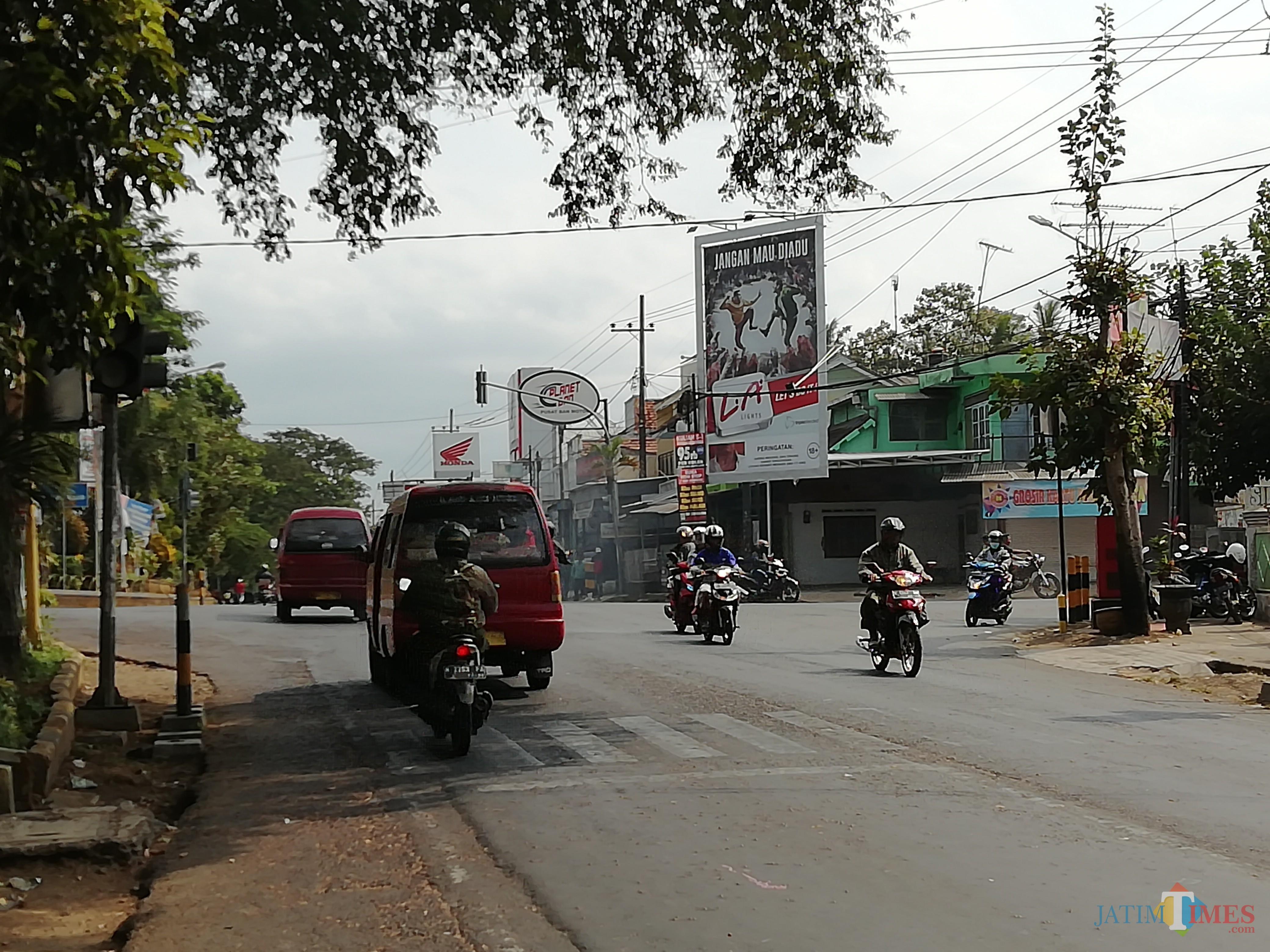Kondisi TL Talangagung, Kepanjen, yang sudah lama tidak aktif (Nana)