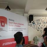 Ingin Bikin Startup Digital, Anak-Anak Muda di Malang Diajak Pintar Cari Masalah