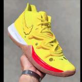 Sneakers bertema Spongebob Squarepants. (Foto: Istimewa)