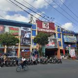 Ilustrasi gedung Mall Ramayana yang akan diambil alih Pemkot Malang (Dok. MalangTIMES)