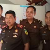 Kajari Kota Malang, Amran Lakoni (Dua dari kiri)(Anggara Sudiongko/MalangTIMES)