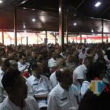 Suasana saat pelantikan BPD periode 2018-2024 di Pendopo Kabupaten Tulungagung / Foto : Istimewa / Tulungagung TIMES