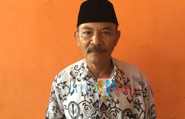 Persatuan Guru Republik Indonesia (PGRI) Kota Batu Samun. (Foto: Irsya Richa/MalangTIMES)