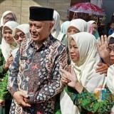 Plt Bupati Malang Sanusi berjanji dukung penuh infrastruktur pendukung pariwisata, seperti pengadaan PJU di wisata religi Bululawang (dok MalangTIMES)
